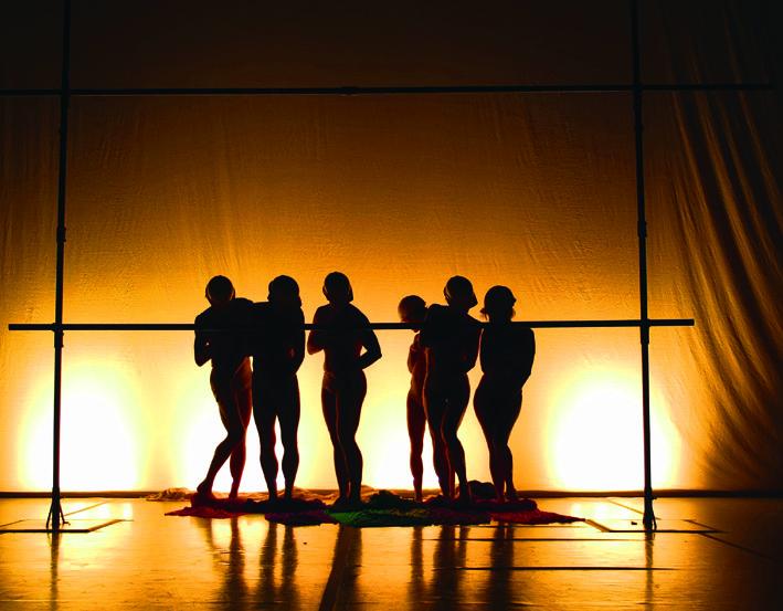 Prisms. Foto: Montréal Danse