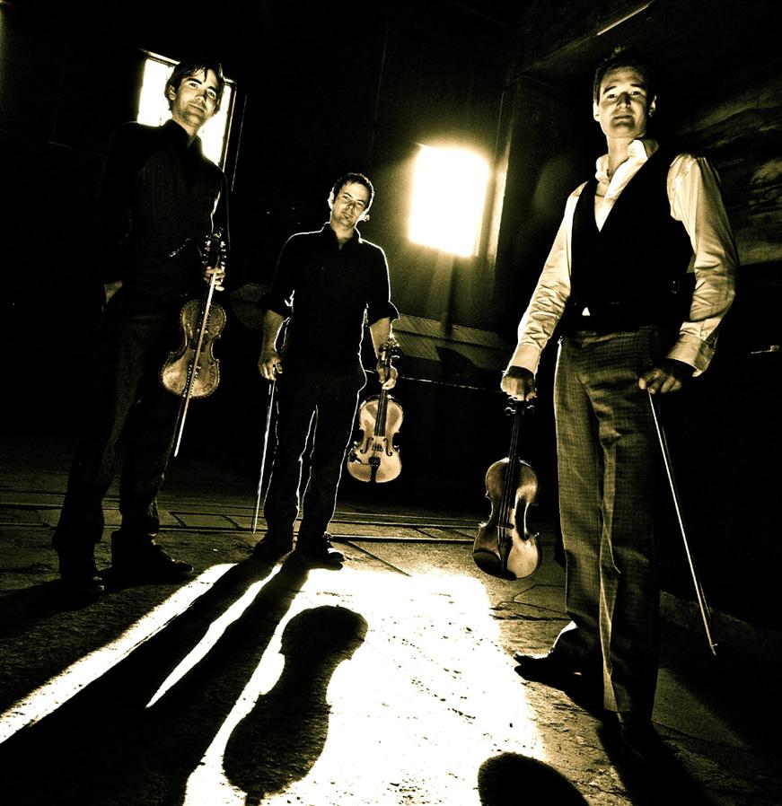 Nordic Fiddlers Bloc. PR-foto