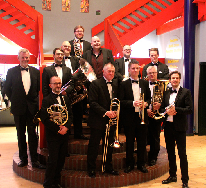 Royal Danish Brass. PR-foto